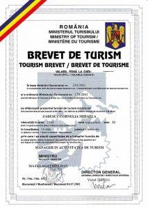 Brevet-Turism