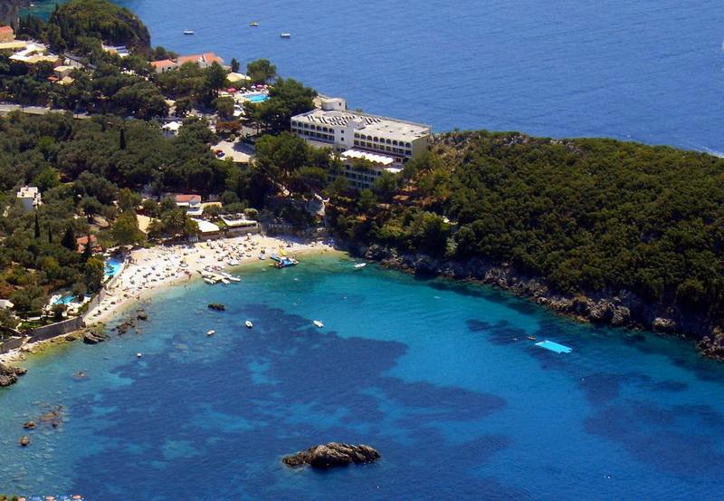 Hotel Akrotiri Beach, Corfu – Paleokastritsa