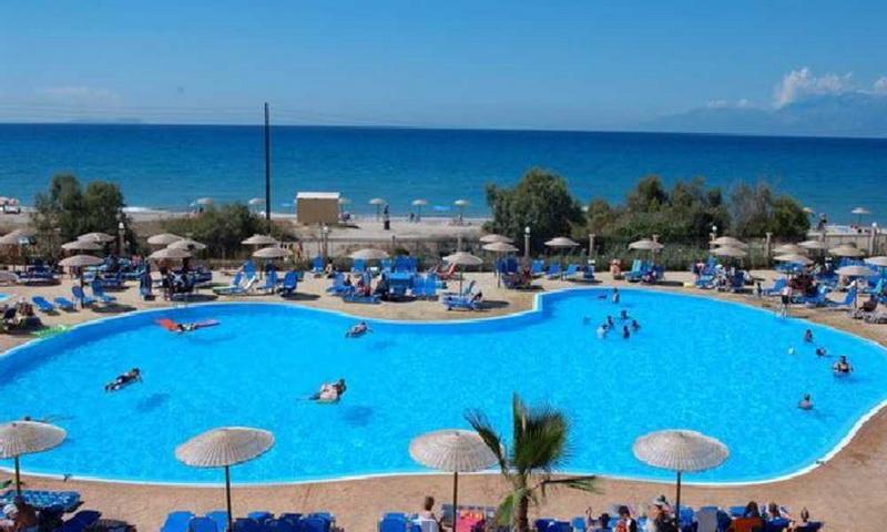 Hotel Almyros Beach, Corfu – Acharavi