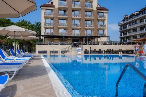 Hotel Veramar, Kranevo